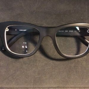 Authentic Vintage Dolce &Gabbana Glasses